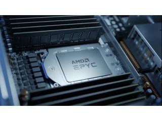 AMD представила EPYC 7003, третье поколение серверных процессоров на базе Zen