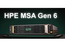 HPE обновила линейку массивов начального уровня, представив MSA Gen6 1060 и 2060