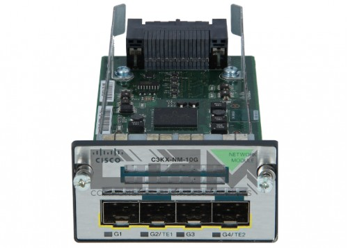 Модуль Cisco Network Modules for Catalyst 3560-X C3KX-NM-10G
