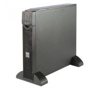 ИБП SURT1000XLI APC Smart-UPS RT (On-Line) 1000VA/700W, 230V, Extended Runtime, Tower (Rack 2U convertible), user repl. batt.,SmartSlot, PowerChute, BLACK