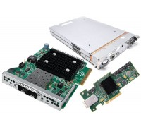 QLA2350 Сетевой Адаптер Qlogic QLA2350-CK FC5013609-13 2Гбит/сек Single Port Fiber Channel HBA LP PCI-X