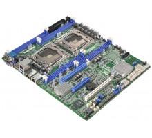 850354 Материнская Плата Intel SE7501HG2 iE7501 Dual Socket 604 6DDR 2UW320SCSI U100 3PCI-X 2PCI SVGA 2xLAN1000 E-ATX 533Mhz