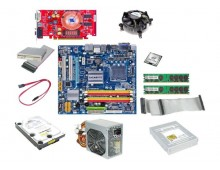 662883-B21 HP 8-Bay 2.5 SAS Cage Kit