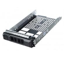 0F238F Жесткий диск Dell 3.5 R/T-Series Hot Plug SAS/SATA Tray