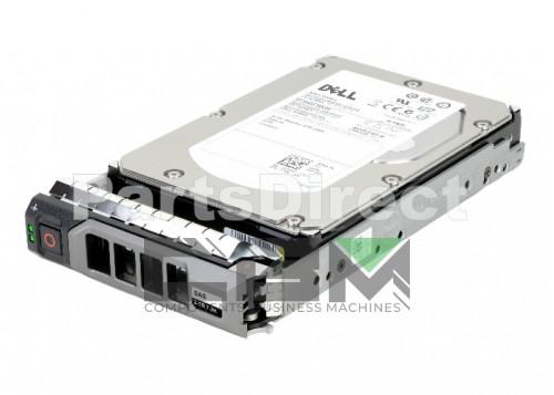 002DK1 Жесткий диск Dell 2-TB 6G 7.2K 3.5 SED SAS w/F238F
