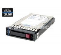 458930-B21 Жесткий диск HP 750-GB 3G 7.2K 3.5 SATA HDD