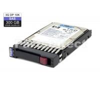 492620-B21 Жесткий диск HP 300GB 10K 2.5'' DP SAS 3Gb/s