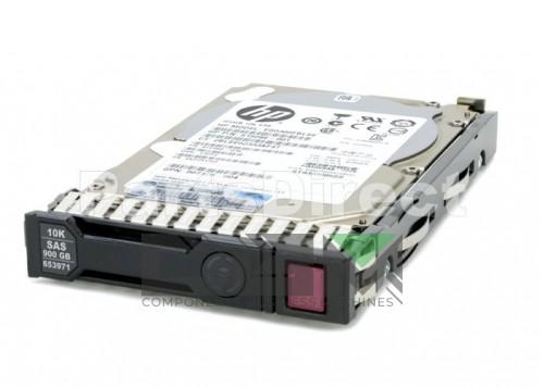 693569-008 Жесткий диск HP 900GB 2.5'' 10K SAS 6Gb/s Hot Swap