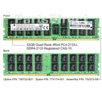 835955-B21 Модуль памяти HP 16GB (1x16GB) SDRAM DIMM