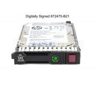 876936-003 Жесткий диск HPE 300GB SAS 12G Enterprise 10K SFF (2.5in) SC 3yr Wty Digitally Signed Firmware HDD