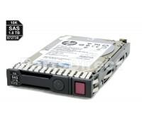 872287-001 Жесткий диск HPE G8-G10 1.8-TB 12G 10K 2.5 SAS