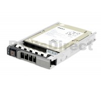 CTKF8 Жесткий диск DELL 146GB 10K 2.5'' SAS 6Gb/s