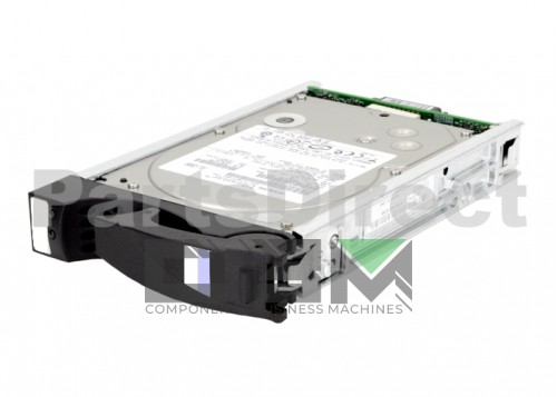 005050342 Жесткий диск EMC 600GB 10K 3.5'' SAS 6Gb/s