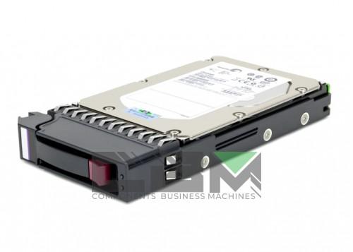 495808-001 Жесткий диск HP 600GB FATA 3.5-inch M6412 Enclosure Hard Drive 40 pin 4GB/s Hot-Plug Fibre Channel ATA (FATA)