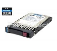 MM0500EANCR Жесткий диск HP 500GB 3G 7.2K 2.5'' SATA