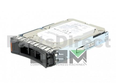 "00ML208 Жесткий диск IBM Lenovo 4TB 7200RPM SAS 6Gbps NL 3.5"" G2HS 512e"