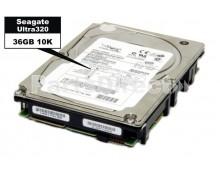 ST336607LC Жесткий диск Seagate 36GB 10K 3.5'' Ultra-320 SCSI
