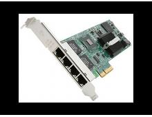 Сетевая карта Intel PCI-E, RJ45, E1G44ET2BLK