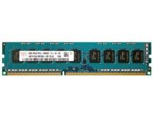 HMT41GU7MFR8C-PB Оперативная память SK Hynix 1x 8GB DDR3-1600 ECC UDIMM PC3-12800E Dual Rank x8 Module
