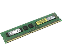 Оперативная память Kingston 8Gb DDR3 1600MHz (PC3-12800) 1600MHz ECC DIMM, KVR16E11/8