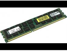 Оперативная память Kingston 16GB PC3-12800 1600MHz CL11 1.5V ECC, KVR16R11D4/16