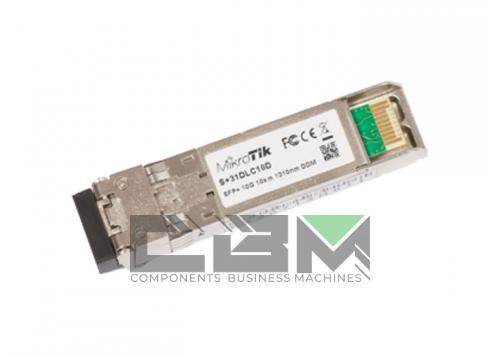 Модуль SFP+ Mikrotik S+31DLC10D